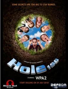 WPA2 Hole 196